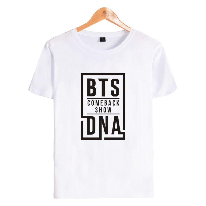 BTS DNA T-shirt Merch