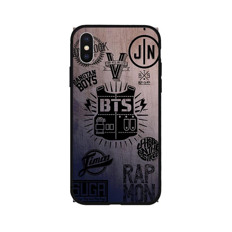 BTS Members Phone Case