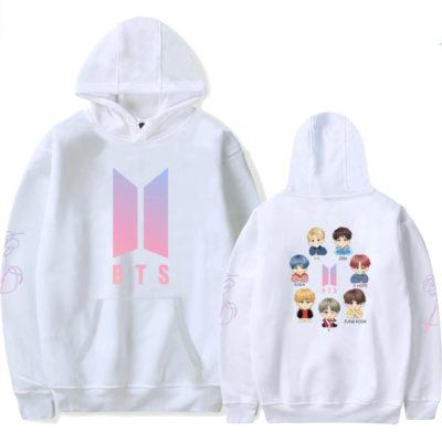 BTS all members Hoodie Merch