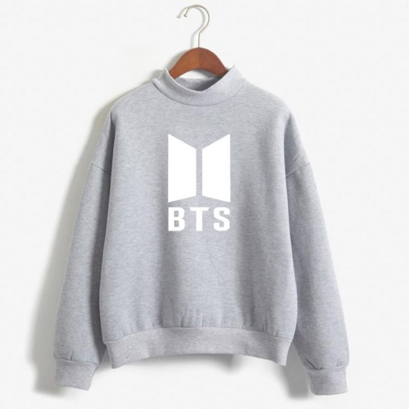 BTS The Offical Hoodie Merch
