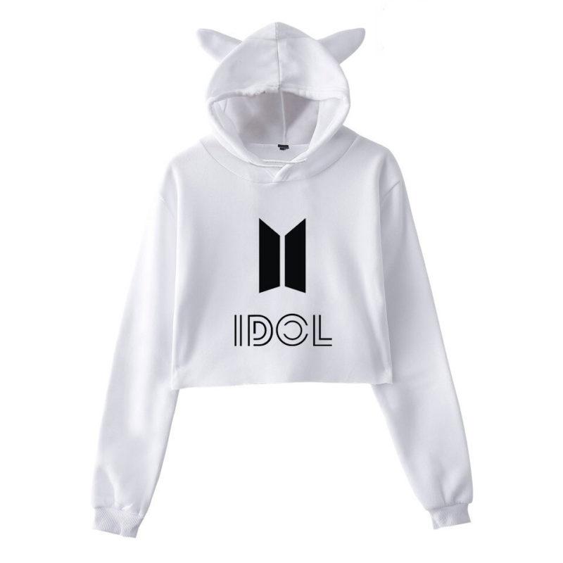 BTS Idol Hoodie Merch