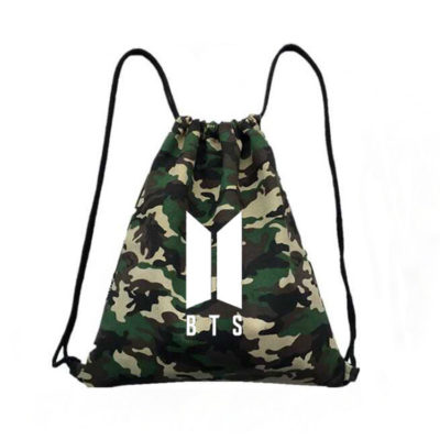 BTS Soldier Shoulder Bag