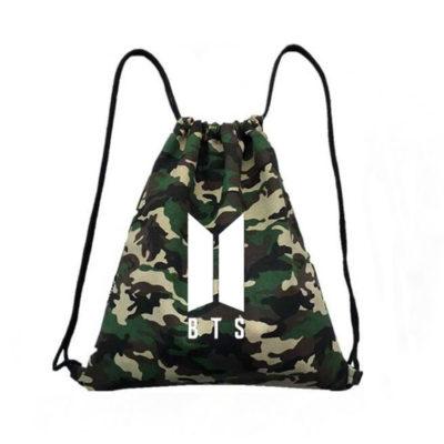 BTS Soldier Shoulder Bag