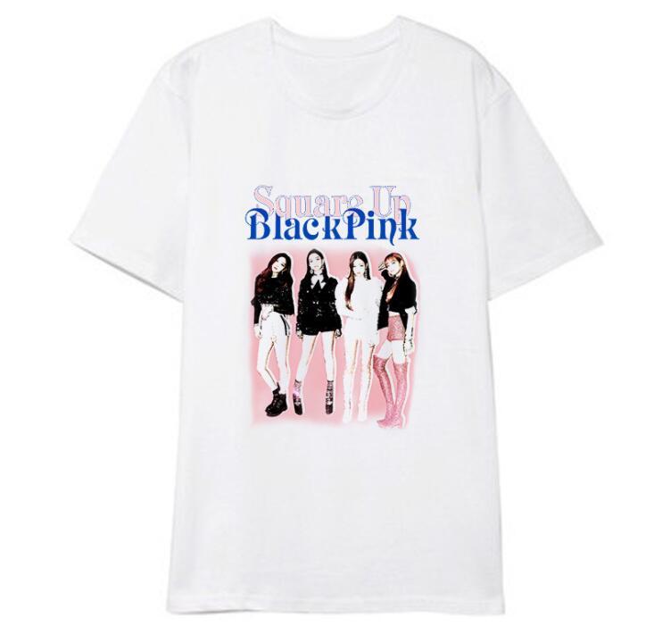 BLACKPINK O Neck T-shirt Merch