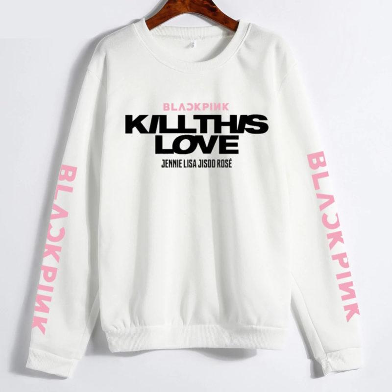 BLACKPINK Kill This Love Hoodie Merch