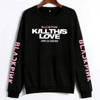 BLACKPINK Kill This Love Hoodie Merch