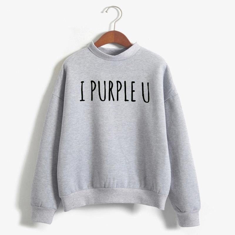 BTS I Purple You Hoodie merch