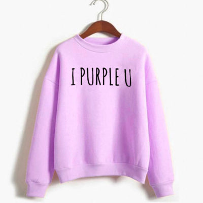 BTS I Purple You Hoodie merch