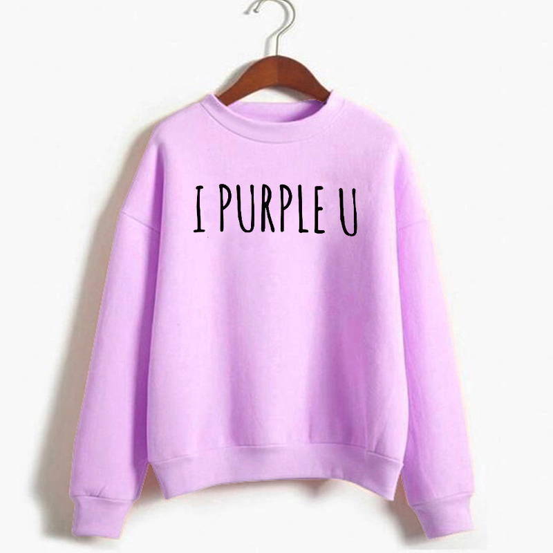 Bangtan Boys Hoodie I Purple You merch