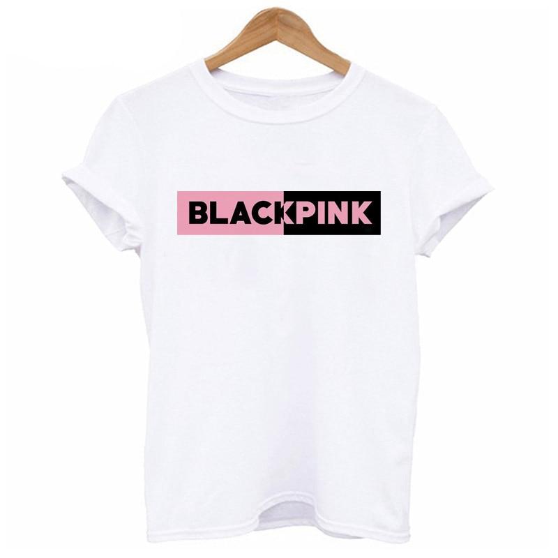 BLACKPINK Casual T-shirt Merch