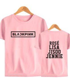 BLACKPINK All Members T-shirt Merch