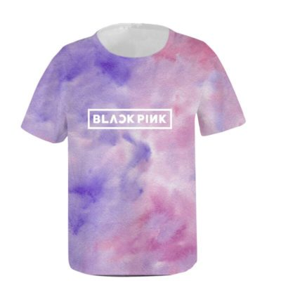 BLACKPINK Galaxy T-shirt Merch