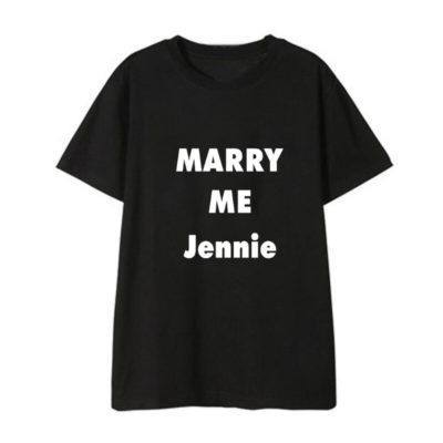 Marry Me To BLACKPINK T-shirt Merch