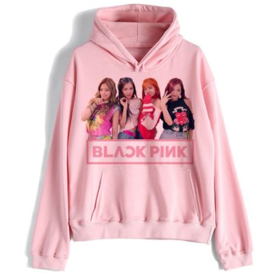 BLACKPINK Animated Hoodie Merch