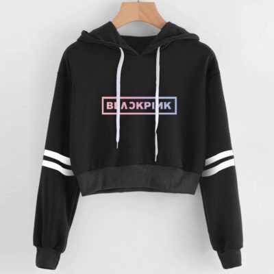 BLACKPINK Short Hoodie Merch