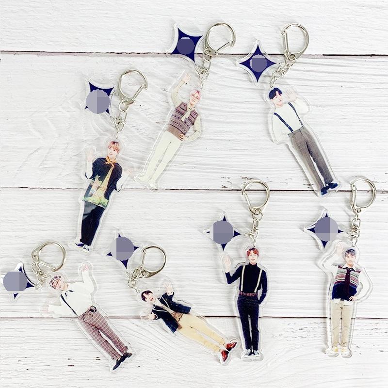 BTS Key Chain Merch