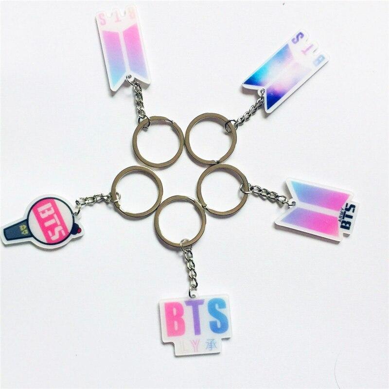 BTS Key Chain Merchandise