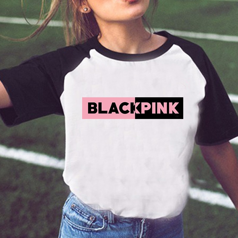 BLACKPINK New T-shirt Merch