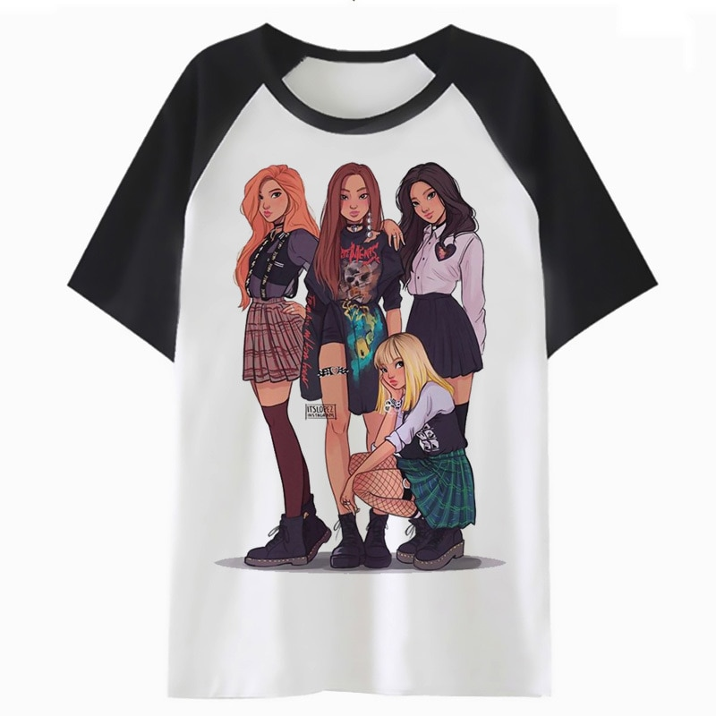 BLACKPINK Graphic T-shirt Merch