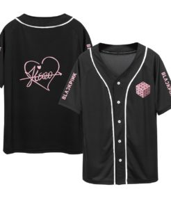 BLACKPINK Baseball T-shirt Merch
