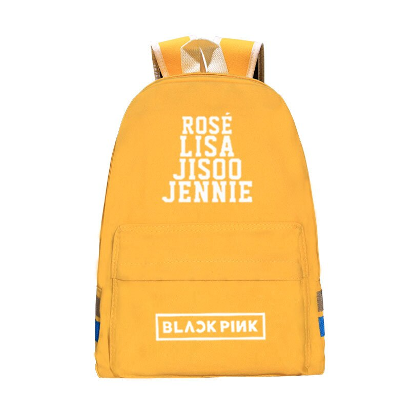 BLACKPINK Yellow Bag Merch