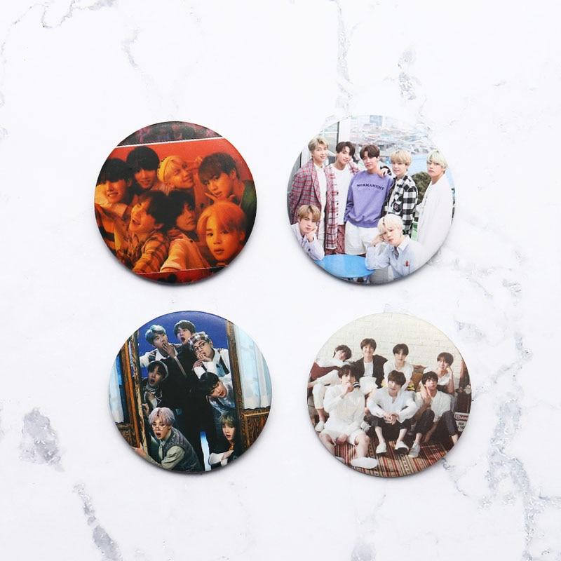BTS Album Pins Merch