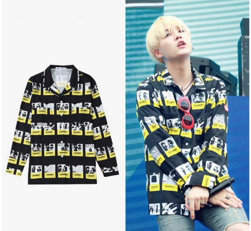 BTS Spring Shirt Merch