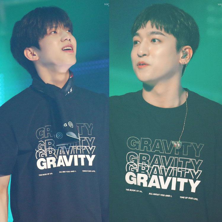 BTS GRAVITY T-shirt Merch