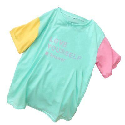 BTS Love Yourself 結 T-shirt Merch