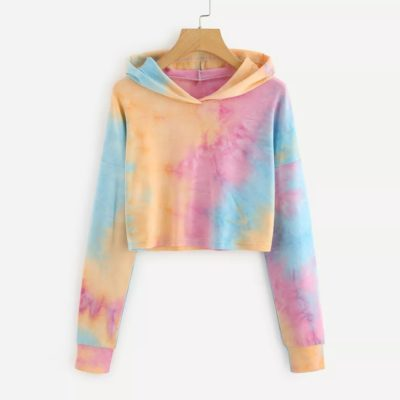 K-POP Colorful Hoodie Merch