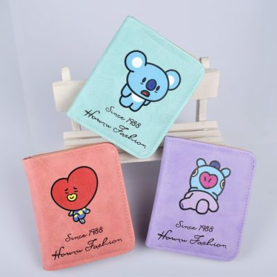 BT21 Kawaii Card Holder
