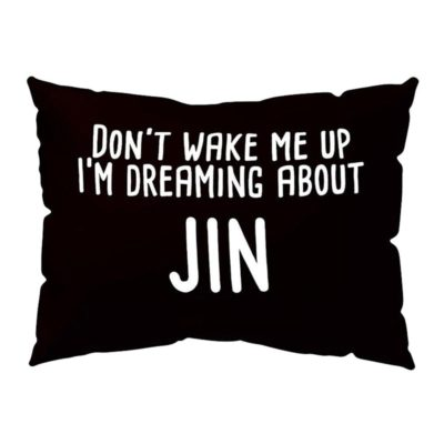 BTS Dont Wake Me Up Pillow