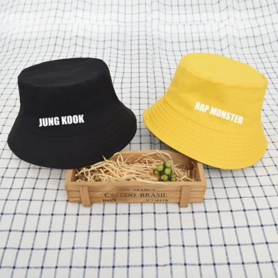 BTS A.R.M.Y Fisherman Hat