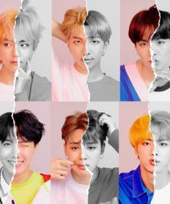 BTS High Quality Poster Merch