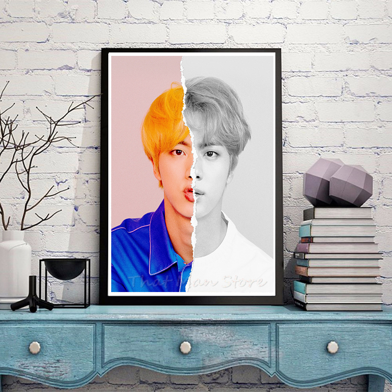 BTS High Quality Poster Merch