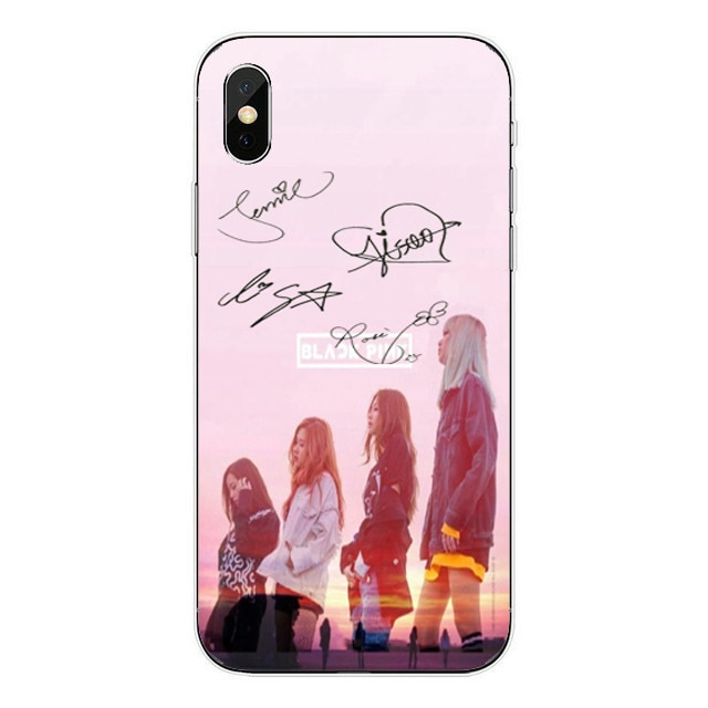 BLACKPINK Iphone Cover Merch