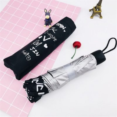 BTS Kawaii Umbrella Merch