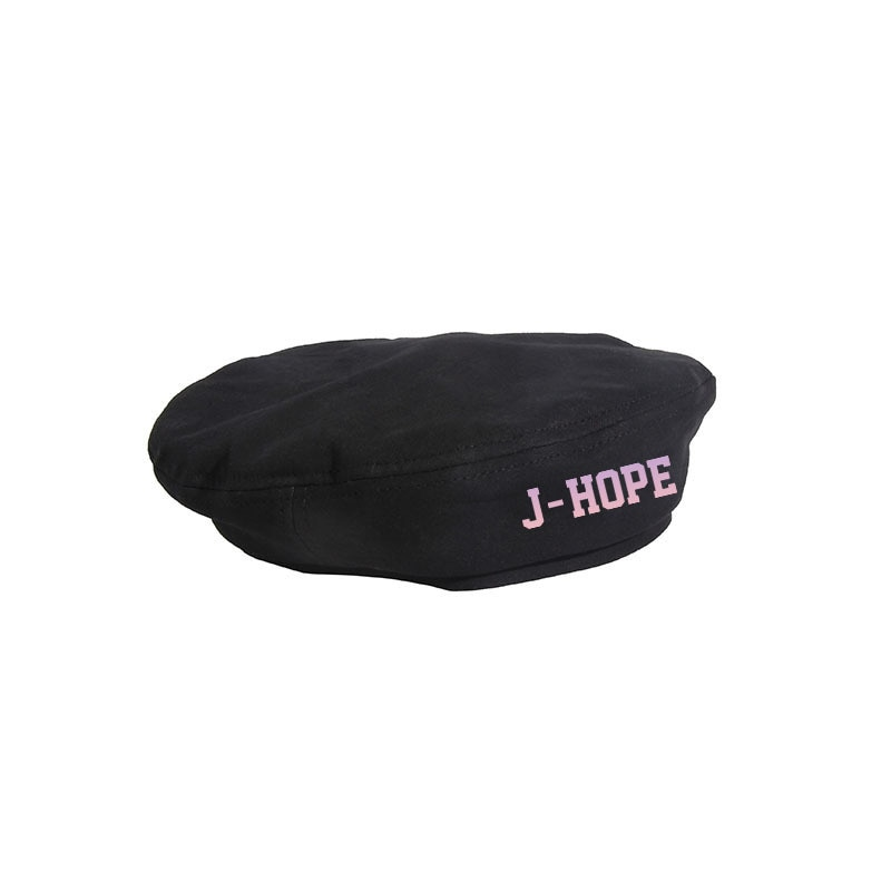 BTS Members Beret Cap Merch