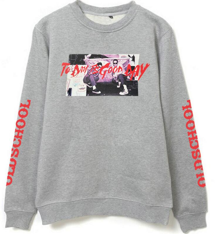 BTS Today Is Good Day Hoodie