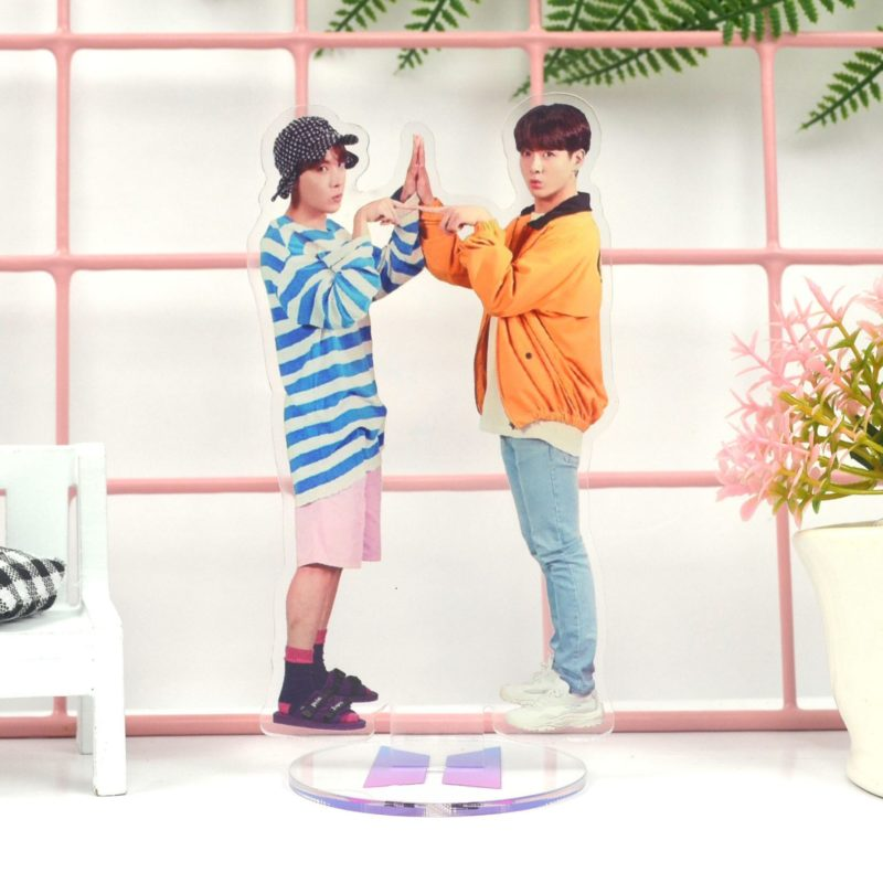 BTS Kawaii Picture Stand