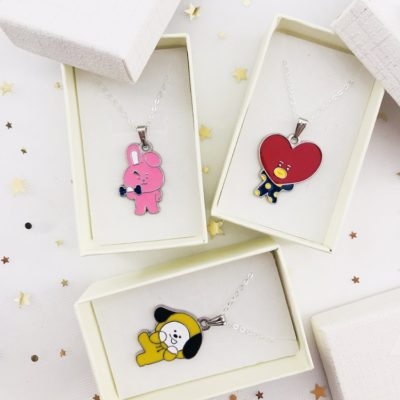 BT21 Cute Necklace Merch