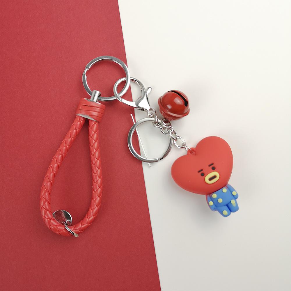 BT21 High Quality Key-Chain