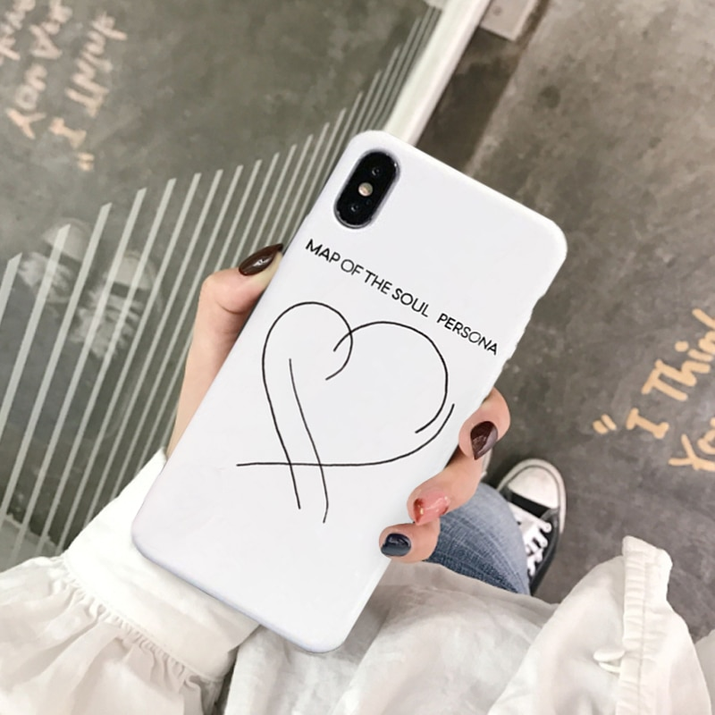 BTS Iphone Case Persona