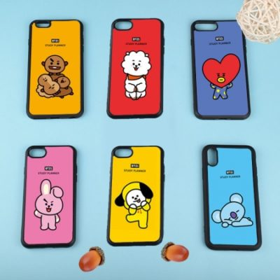 BT21 BTS iPhone Case
