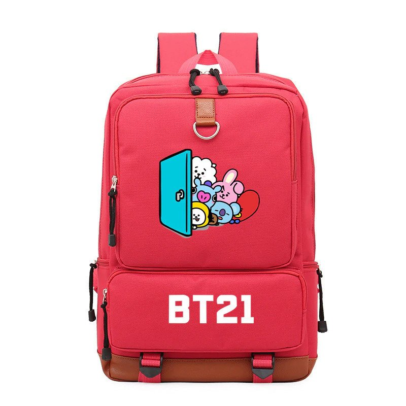 BT21 School Bag Merch