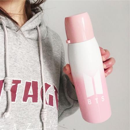 BTS Water Bottle Merchandise