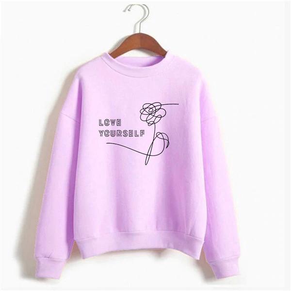 BTS Love Yourself Flower