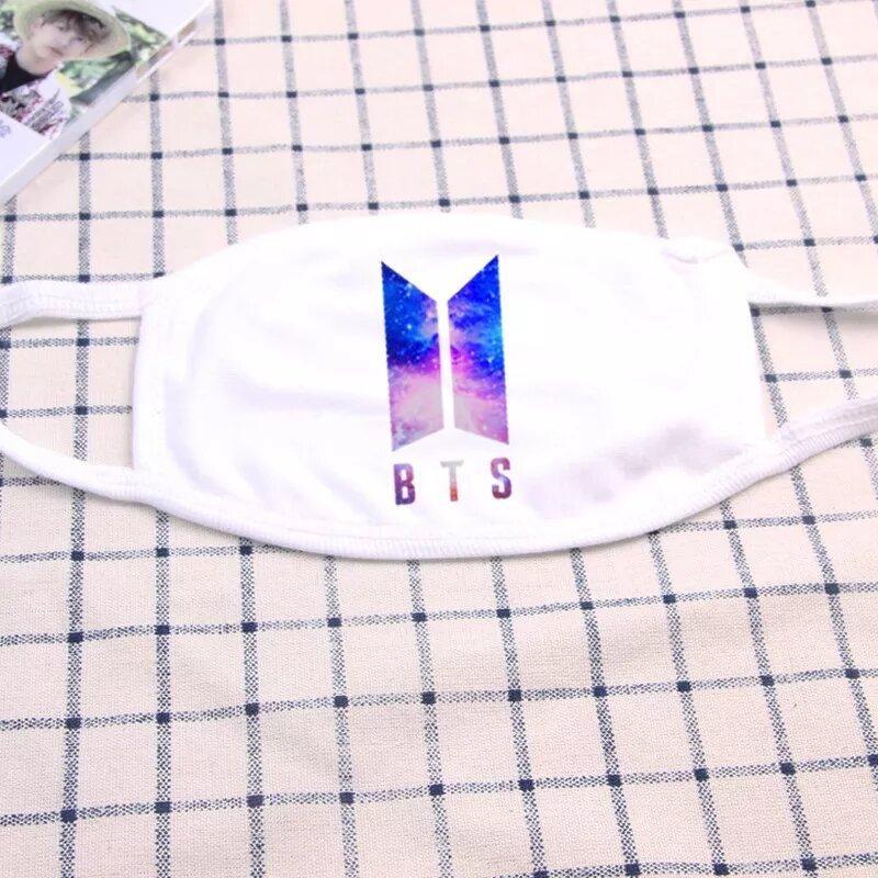 BTS Face Mask DNA