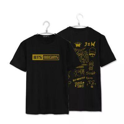 BTS Begins T-shirt