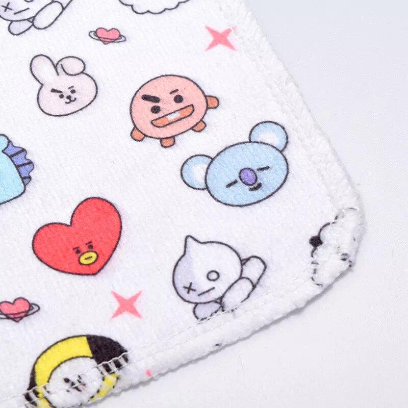 BTS Towel